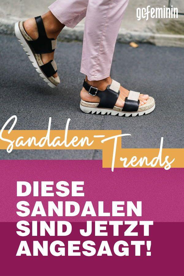 Sandalen Trends 2020: DAS sind die Must haves im Sommer in W1icy