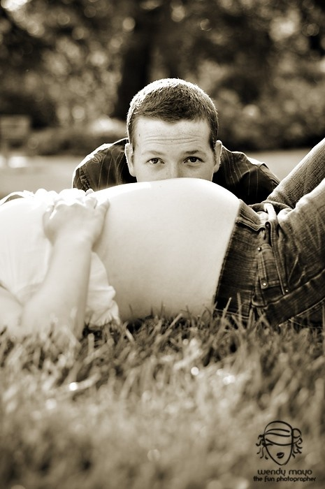 Couple Maternity Photography Poses