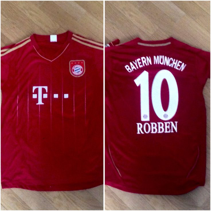 Bayern Munchen, Germany. Official T-shirt/Maglia ufficiale