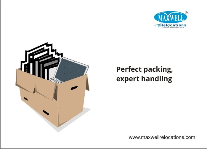 With high quality packing, we make sure that none of your articles gets defaced during transportation. So, be assured of finding everything properly functioning. http://www.maxwellrelocations.com/ #bestpackersandmovers #ibaapprovedpackersandmovers #maxwellrelocation #packingandmoving