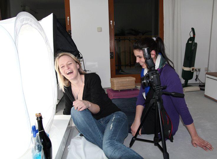 Making of .. Produktshooting mit Jessica