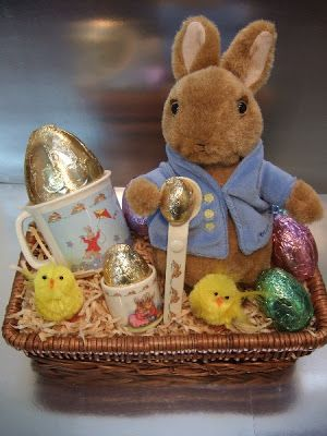 Best 25 easter hampers ideas on pinterest easter bonnets boys the project table easter basket inspiration negle Choice Image
