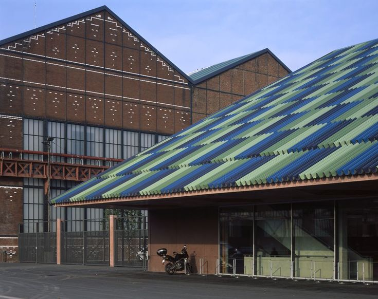 Caruso St John . Lycée Hotelier . Lille (2)