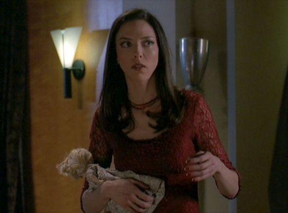 """""""Drusilla"""" in Buffy the Vampire Slayer."""