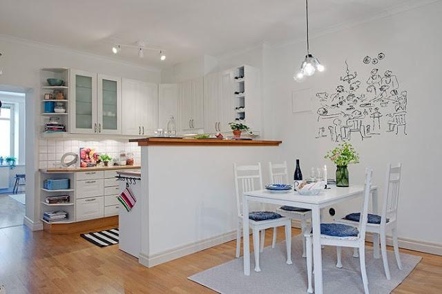 Jurnal de design interior - Amenajări interioare, decorațiuni și inspirație pentru casa ta: Apartament colorat și tineresc