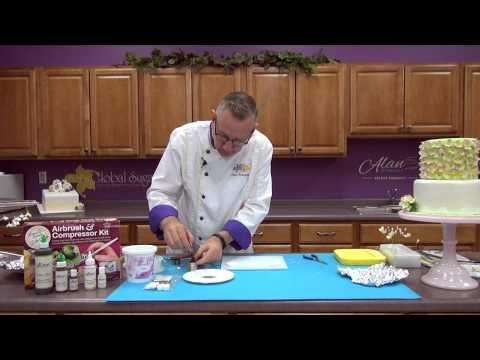 Making Gumpaste Hydrangeas - YouTube