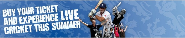 Cricket Tickets | International Cricket Matches | England Ticketing
