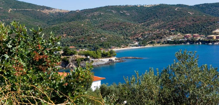 The village Metaggitsi is situated southward of #Halkidiki #Greece