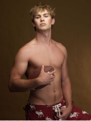 Chance Crawford for Abercrombie