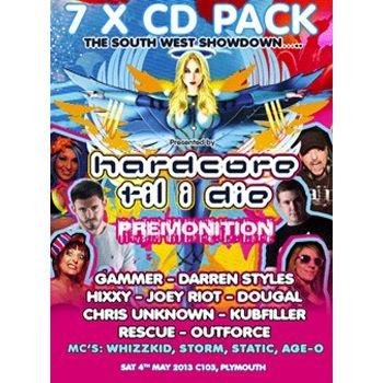 HTID The South West Showdown 2013 - 7xCD Pack Label:HTID  Catalogue Number: HTIDSSP Format: 7 x CD Styles: Hardcore Til I Die £20.99