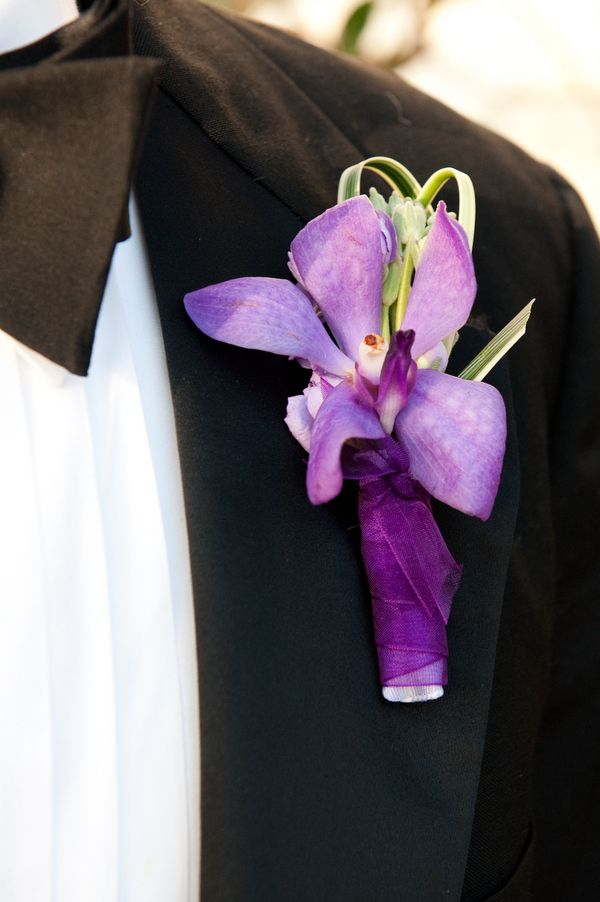 Plum Wedding Inspiration Shoot Found on http://www.partyandeventguide.com