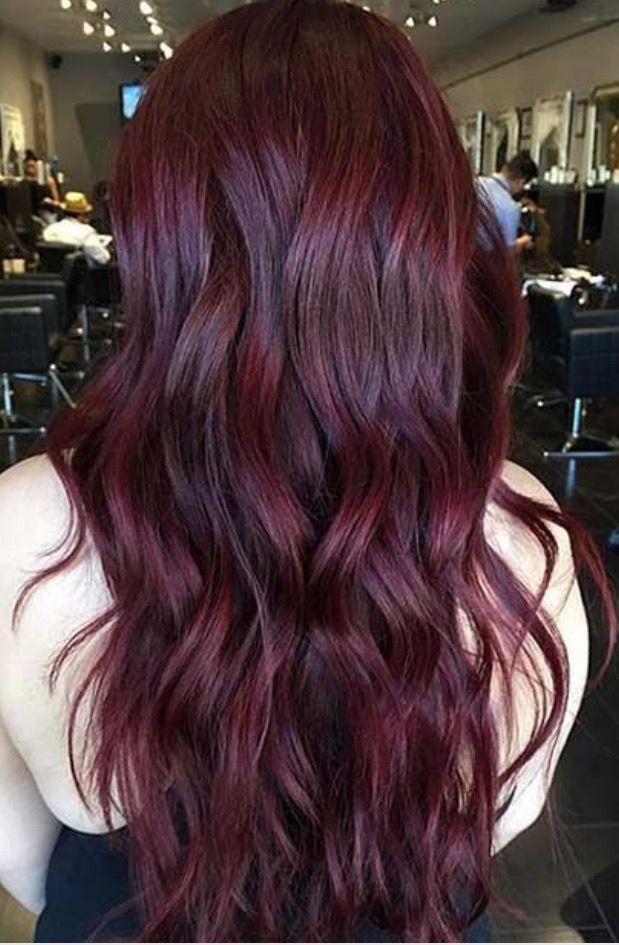 17 best images about burgundy hair color on pinterest. Black Bedroom Furniture Sets. Home Design Ideas