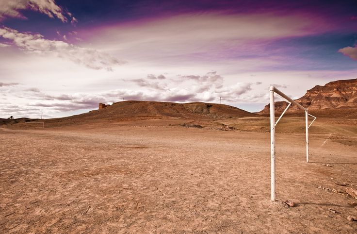The world's most amazing football pitches – in pictures