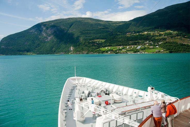 Take me to the Fjords! with @fredolsencruise  #norway #fjords #lovecruise #fredolsen