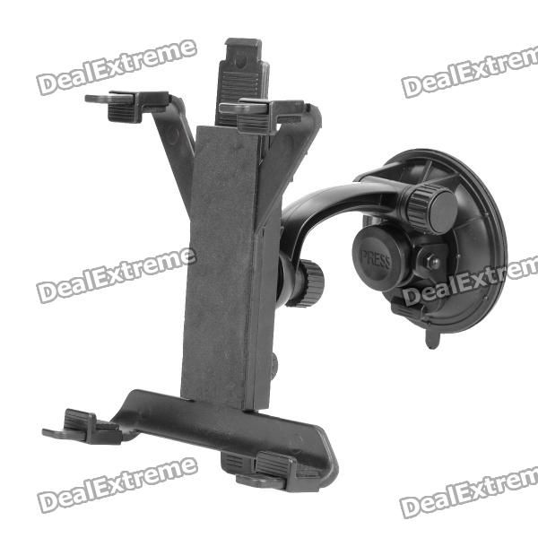 Multifunction Car Mount Holder for Tablet PC - Black - Free Shipping - DealExtreme