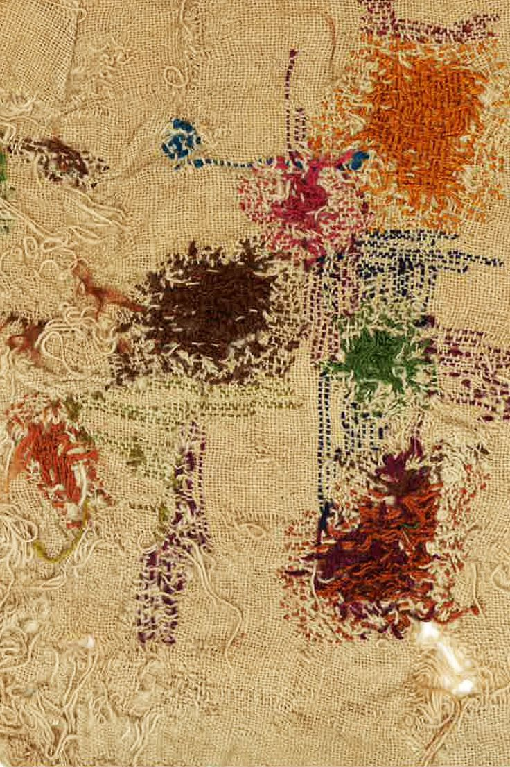 Darning and Mending by Caoimhe Friel