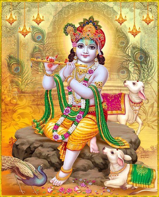 Bhagavad Gita Chapter 5 Verse 29 - TemplePurohit.com  bhoktāram yajña-tapasām sarva-loka-maheśvaram suhrdam sarva-bhūtānām jñātvā mām śāntim rcchati  Word Meanings: bhoktāram  the beneficiary; yajña  of sacrifices; tapasām  and penances and austerities; sarva-loka  of all planets and the demigods thereof; mahā-īśvaram  the Supreme Lord; su-hrdam  the benefactor; sarva  of all; bhūtānām  the living entities; jñātvā  thus knowing; mām  Me (Lord Krsna); śāntim  relief from material pangs; rcchati…