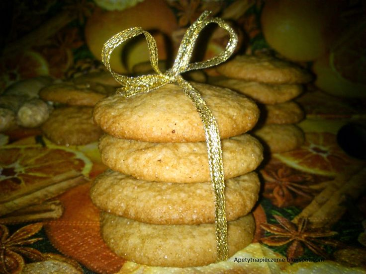 Apetyt na pieczenie : Ciastka imbirowe (świąteczne)