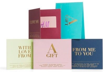Gift card 20121112