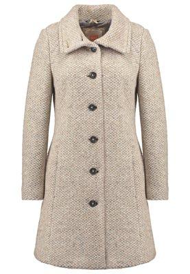 Simple Wollm ntel sind diese Saison ein Must have BOSS Orange OKIRANA Wollmantel klassischer Mantel beige f r uac versandkostenfrei bei Zalando bestellen