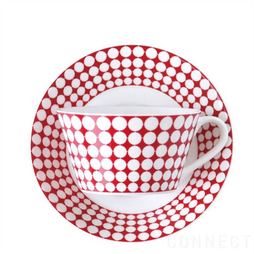 """Eva"" by Stig Lindberg for Gustavsbergs Porcelain Factory. So much like Orla Kiely. Wonderful designs!"