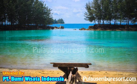 Menjelajah Pulau Indah & Cantik di Kepulauan Seribu.