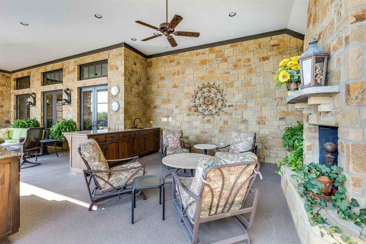For sale: $619,000. This gorgeous home is a custom built, builder personal home with so many extras & added amenities! The grand entry doors are inviting & lead to the huge family room with beams & beautiful French doors looking onto the outdoor living area. Outside, enjoy the living space that has a fireplace, outdoor kitchen, & a hot tub. A huge oak tree adds to the beauty of the backyard, & the oversized 3 car garage & driveway are other great features. The home has...