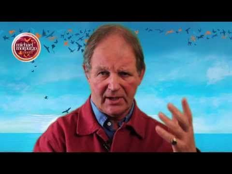 Michael Morpurgo discussing his use of War in his novels for Michael Morpurgo Month.