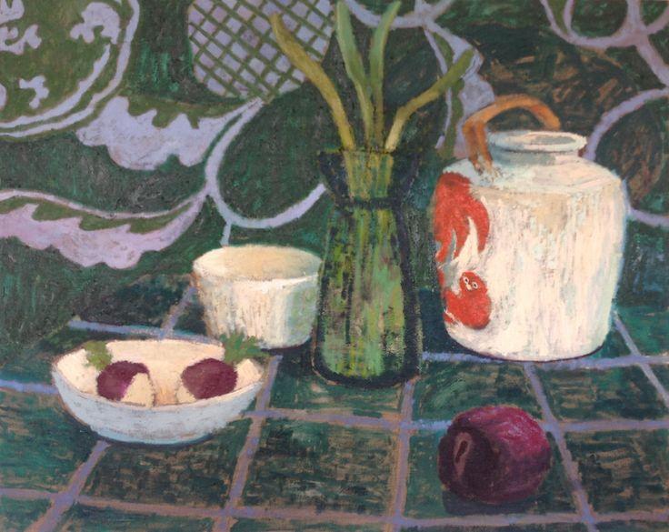 Oil painting 70 x 90 cm