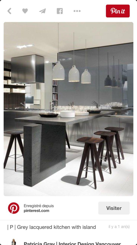 Pin von gabriela auf kitchen pinterest k che und for Kitchen design 8 8