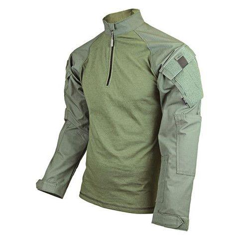 TRU-SPEC 1/4 Zip TRU Poly/Cotton Combat Shirt