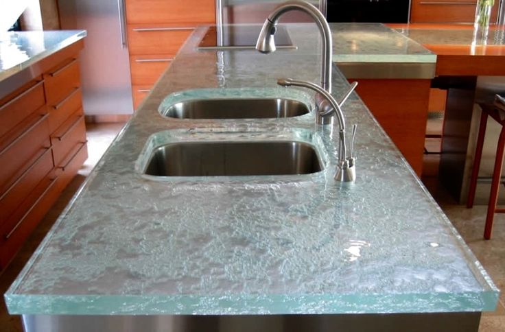 Use hashtag #saturdayrecycling for green ideas!! They could inspire someone #upcycled #countertops #led #sustainability www.thinkglass.com #Boisbriand #Quebec #Canada  #Gabriella #Ruggieri selection