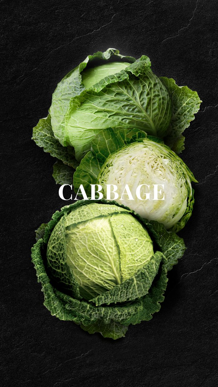 Day 8: Cabbage Cabbage is a leafy green or purple plant, grown as an annual vegetable crop for its dense-leaved heads. It is closely related to other cole crops, such as broccoli, cauliflower, and brussels sprouts. Cabbage is prepared and consumed in...
