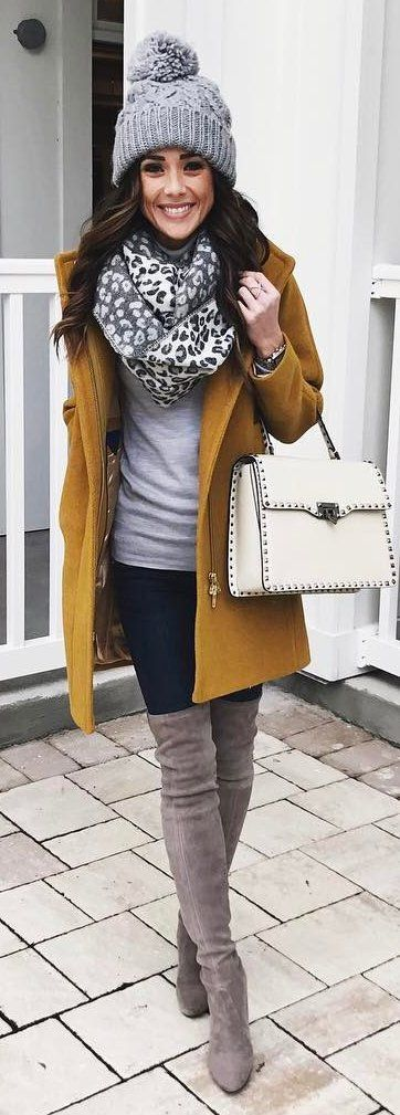 40+ Cute Outfits For This Winter 2017