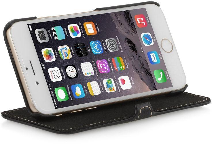 """Recensione Custodia StilGut Book Type in pelle con funzione supporto per Apple iPhone 6 4.7"""" http://www.sapereweb.it/recensione-custodia-stilgut-book-type-in-pelle-con-funzione-supporto-per-apple-iphone-6-4-7/         Le custodie della collezione StilGutper iPhone 6 sono l'ideale per coloro che amano proteggere il proprio smartphone con eleganza e personalità. Grazie a StilGut oggi siamo entrati in possesso della custodia periPhone6 Book Type con funzione di suppor"""