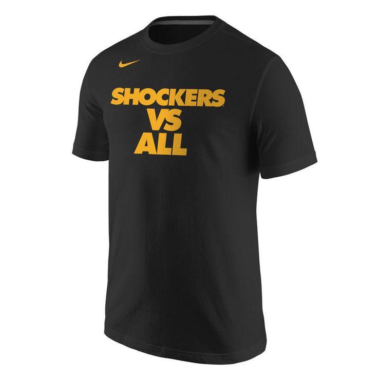 Wichita State Shockers Nike Selection Sunday All T-Shirt - Black