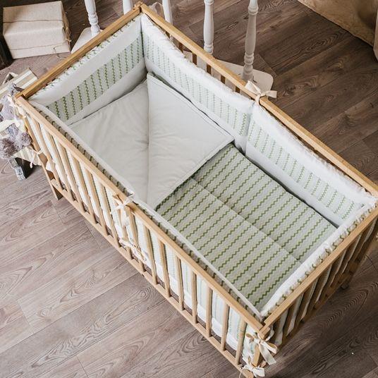 Дизайнерское детское постельное белье, комплекты в кроватку и аксессуары для детских комнат baby bedding комплект в кроватку