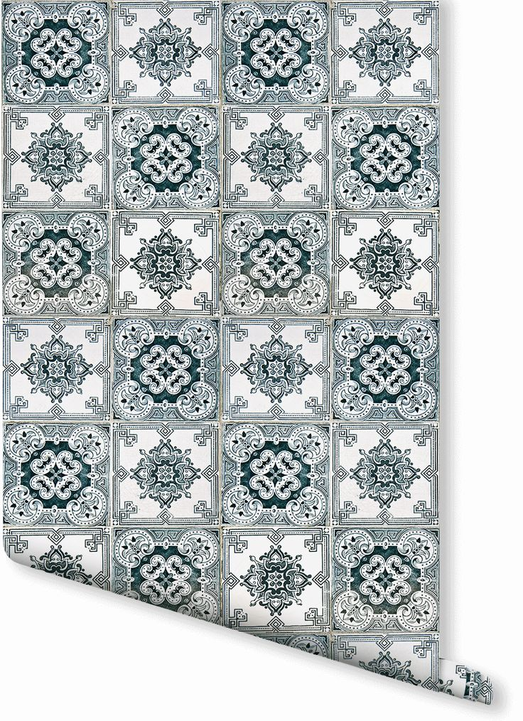 faux kitchen tile wallpaper. celtic tile effect wallpaper faux kitchen i