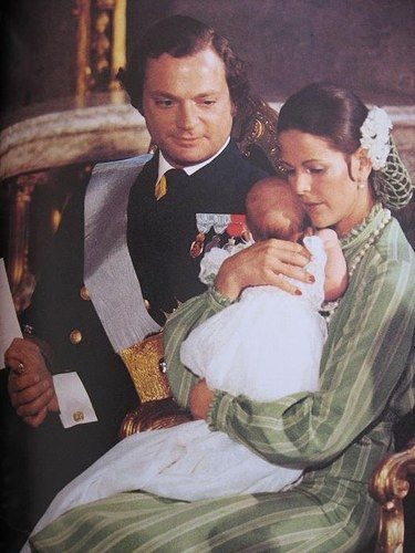 Crown Princess Victoria's Christening