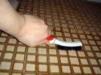 Many a times you may have tried to clean grout by using non toxic cleaning materials like vinegar and baking soda but then the results obtained may not be very satisfying as these materials works best on lightly soiled grout.