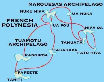 Aranui Sailing French Polynesian Island - Adventure Travel for 50 plus