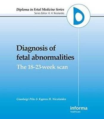Diagnosis Of Fetal Abnormalities: The 18-23-Week Scan By K.H. Nicolaides PDF