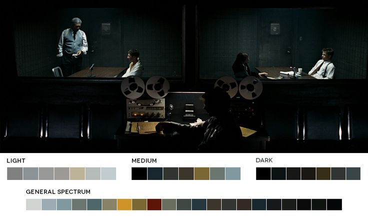 Sev7n, 1995. Cinematography: Darius Khondji. #cinematography #colour #film