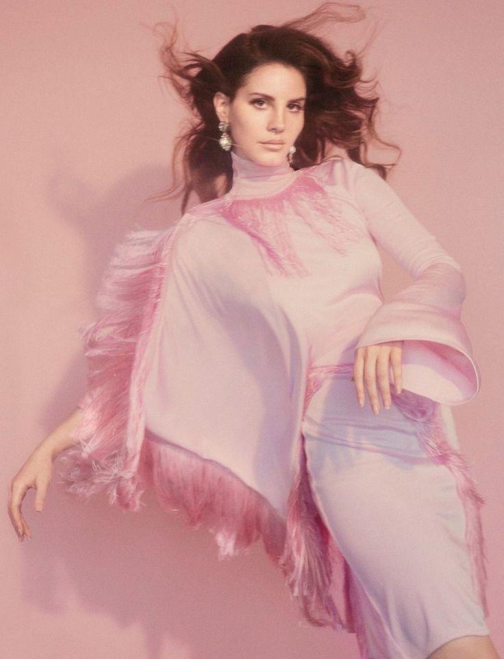 Lana Del Rey for Dazed Magazine