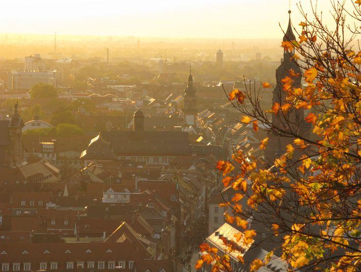Allthingseurope Autumn Morning In Heidelberg Germany Via
