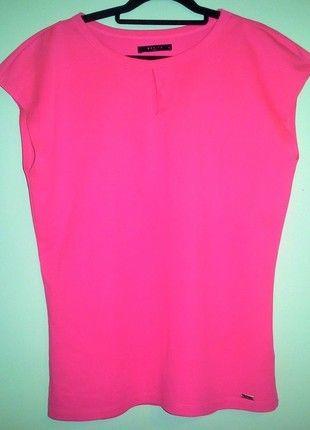 Kup mój przedmiot na #vintedpl http://www.vinted.pl/damska-odziez/bluzki-z-krotkimi-rekawami/11334364-bluzeczka-z-lezka-mohito-zywy-roz
