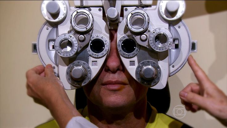 Entenda como é feito o exame de vista