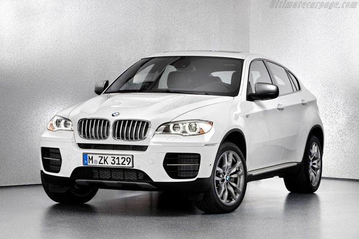 2012 - 2014 BMW X6 M50d: 6-shot gallery, full history and specifications