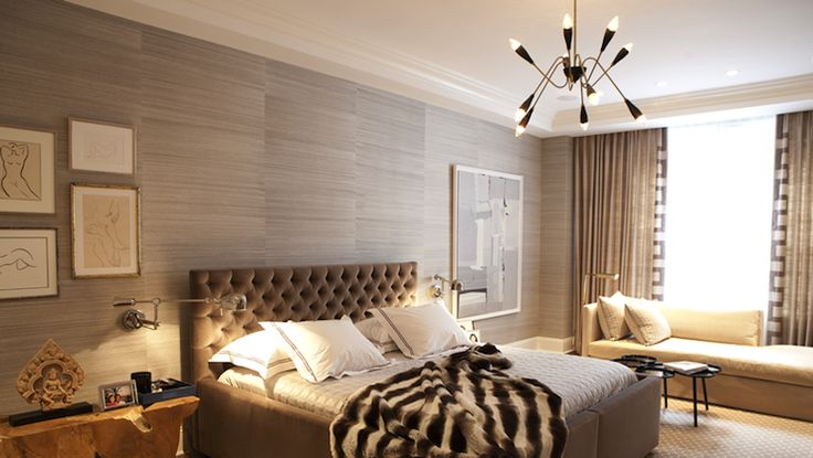 Wallpaper Lounge Area Homes Master Bed And Bath