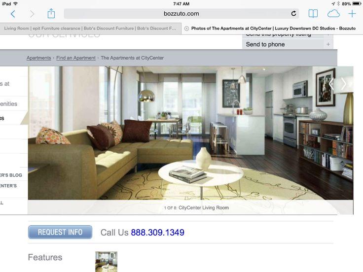 Buzzoto Living Room VA DC
